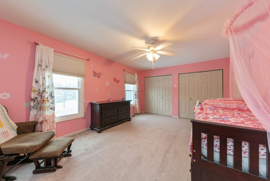 Real Estate Photography - 430 West Whitehall Dr, Arlington Heights, IL, 60004 - 3rd Bedroom