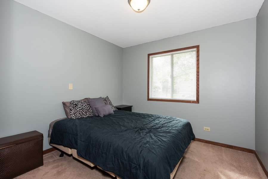 Real Estate Photography - 29W750 Hurlingham Dr, Warrenville, IL, 60555 - Bedroom