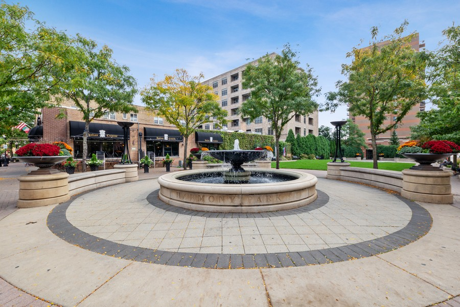Real Estate Photography - 110 South Evergreen Ave, 2AS, Arlington Heights, IL, 60005 - Location 1