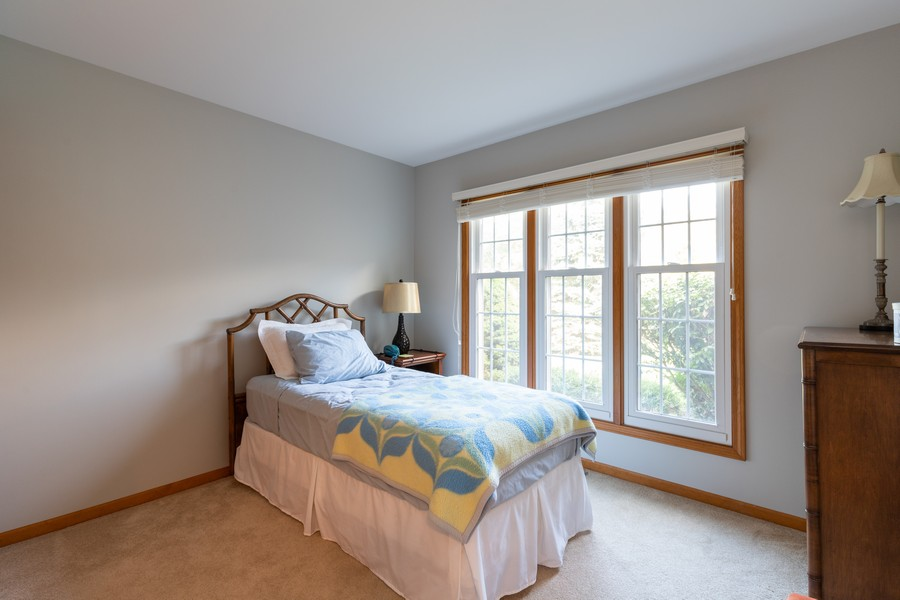 Real Estate Photography - 771 Wexford Ct, Grayslake, IL, 60030 - 3rd Bedroom