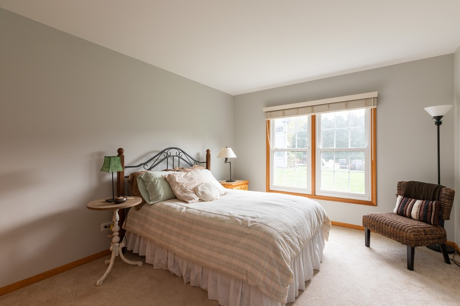 Real Estate Photography - 771 Wexford Ct, Grayslake, IL, 60030 - Bedroom
