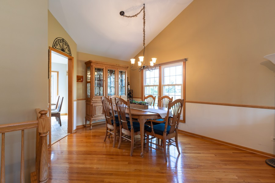 Real Estate Photography - 771 Wexford Ct, Grayslake, IL, 60030 - Dining Room