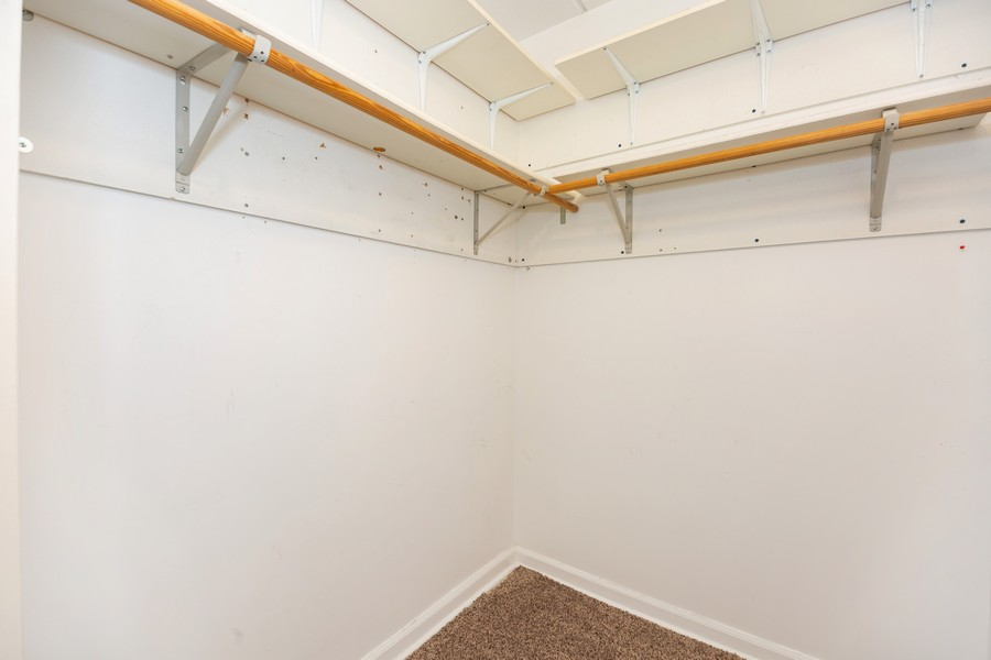 Real Estate Photography - 812 North River Rd, 1C, Mount Prospect, IL, 60056 - Closet