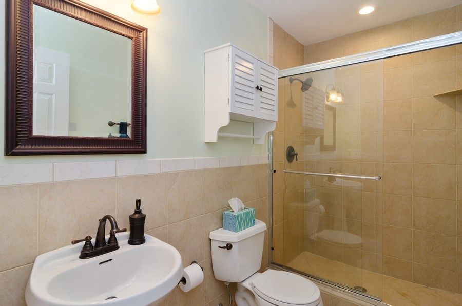 Real Estate Photography - 2303 West Chicago Ave, 4, Chicago, IL, 60622 - Bathroom