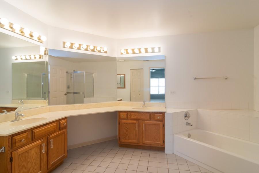 Real Estate Photography - 1007 Butternut Ln, C, Mount Prospect, IL, 60056 - Master Bathroom