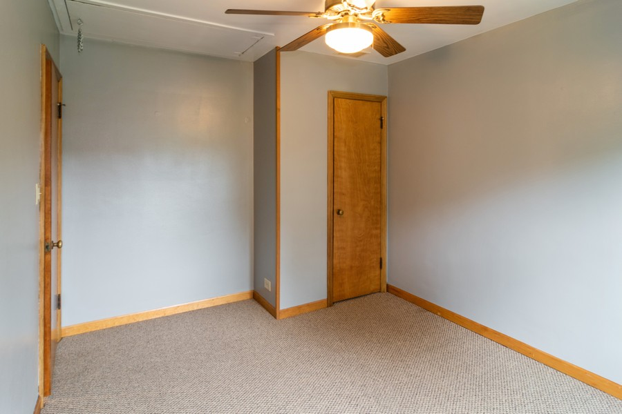 Real Estate Photography - 8036 West 29Th Ct, North Riverside, IL, 60546 - 2nd Bedroom