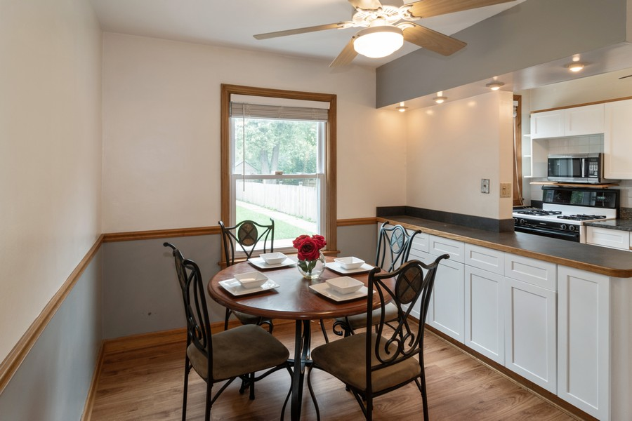 Real Estate Photography - 8036 West 29Th Ct, North Riverside, IL, 60546 - Dining Room
