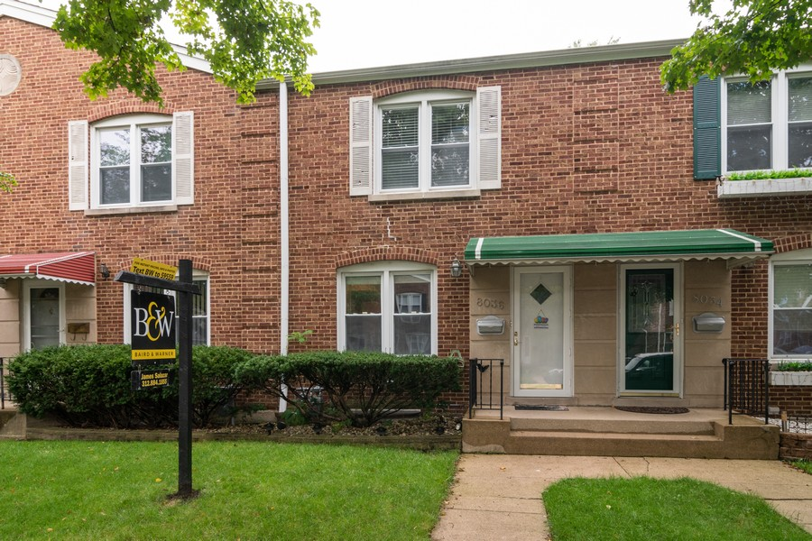 Real Estate Photography - 8036 West 29Th Ct, North Riverside, IL, 60546 - Front View
