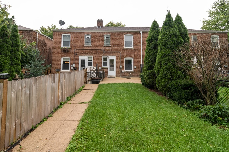 Real Estate Photography - 8036 West 29Th Ct, North Riverside, IL, 60546 - Rear View
