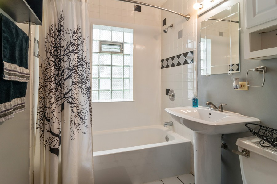Real Estate Photography - 8036 West 29Th Ct, North Riverside, IL, 60546 - Bathroom
