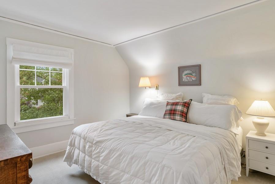 Real Estate Photography - 2522 Isabella St, Evanston, IL, 60201 - Master Bedroom