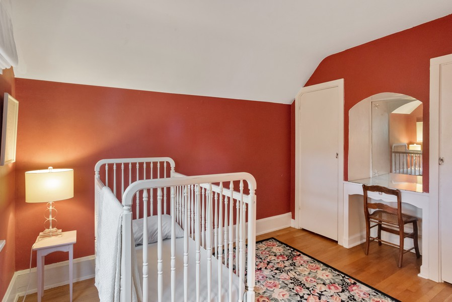 Real Estate Photography - 2522 Isabella St, Evanston, IL, 60201 - 3rd Bedroom
