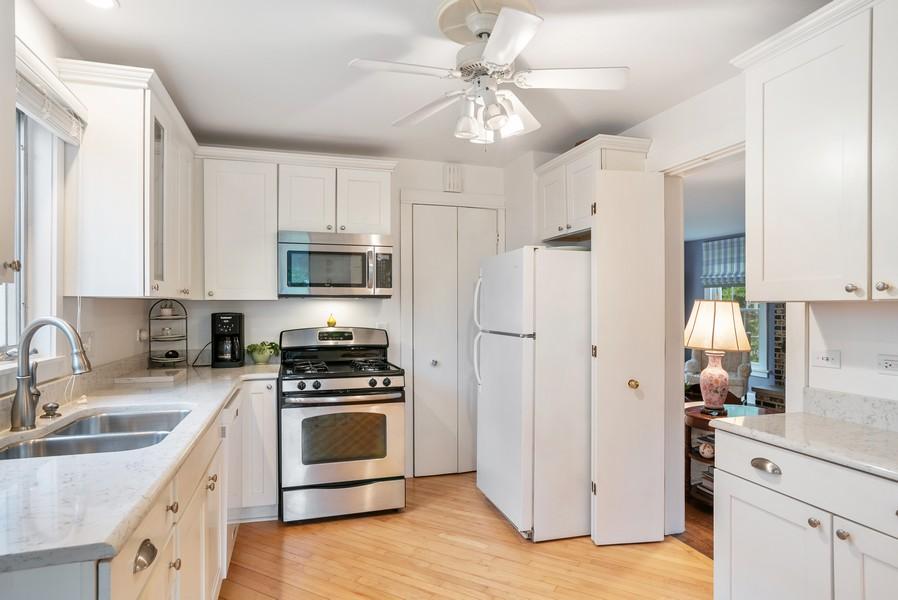 Real Estate Photography - 2522 Isabella St, Evanston, IL, 60201 - Kitchen
