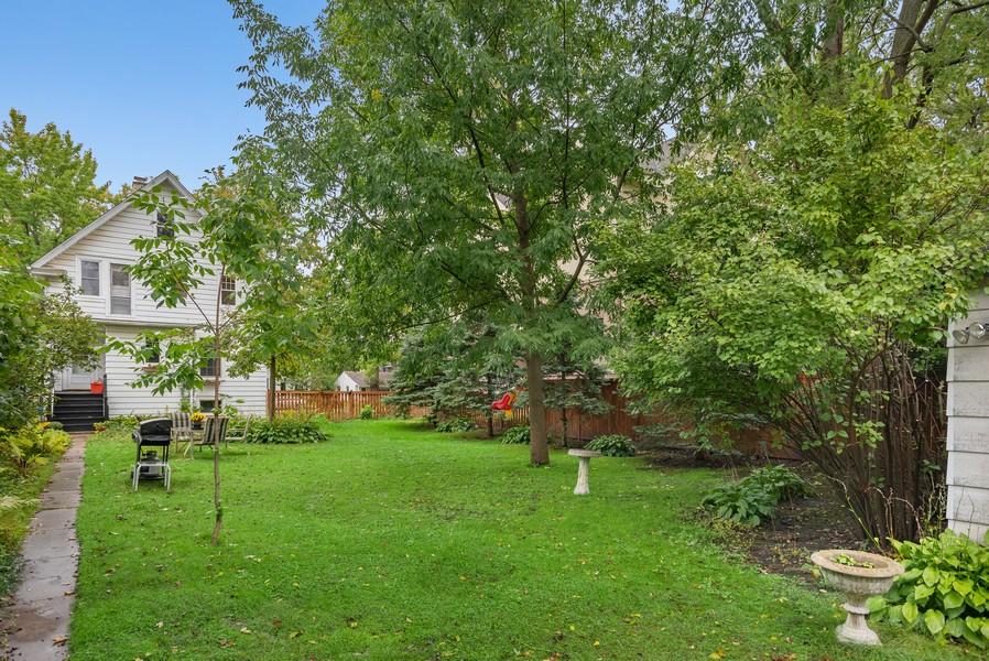 Real Estate Photography - 2522 Isabella St, Evanston, IL, 60201 - Back Yard