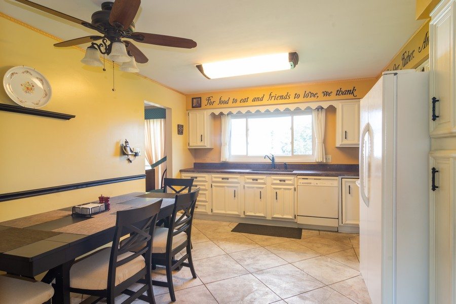 Real Estate Photography - 12 West Appletree Ln, Arlington Heights, IL, 60004 - Kitchen / Breakfast Room