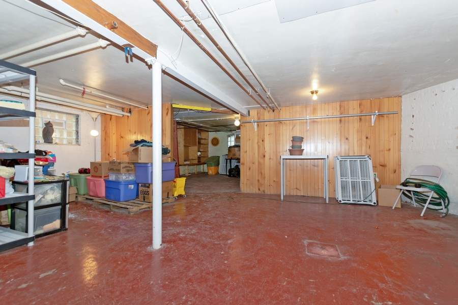 Real Estate Photography - 6351 South Karlov Ave, Chicago, IL, 60629 - Basement