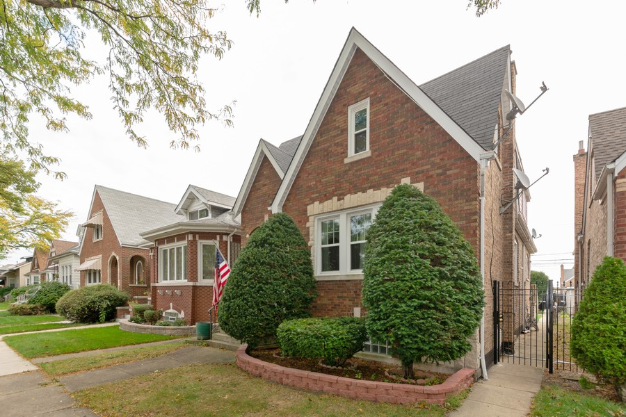 Real Estate Photography - 6351 South Karlov Ave, Chicago, IL, 60629 - Front View