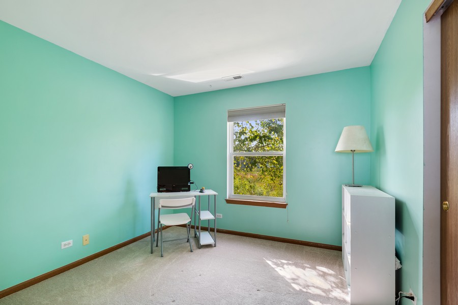 Real Estate Photography - 203 Heritage Trl, Hainesville, IL, 60030 - 3rd Bedroom