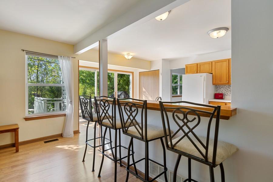 Real Estate Photography - 203 Heritage Trl, Hainesville, IL, 60030 - Kitchen