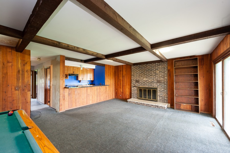 Real Estate Photography - 26661 Country Estates Rd, Barrington, IL, 60010 - Basement