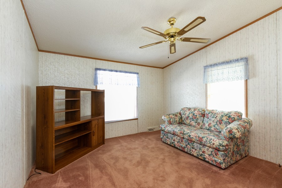 Real Estate Photography - 25752 Scioto St, Monee, IL, 60449 - Bedroom