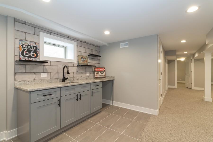 Real Estate Photography - 5229 South Natchez Ave, Chicago, IL, 60638 - Basement