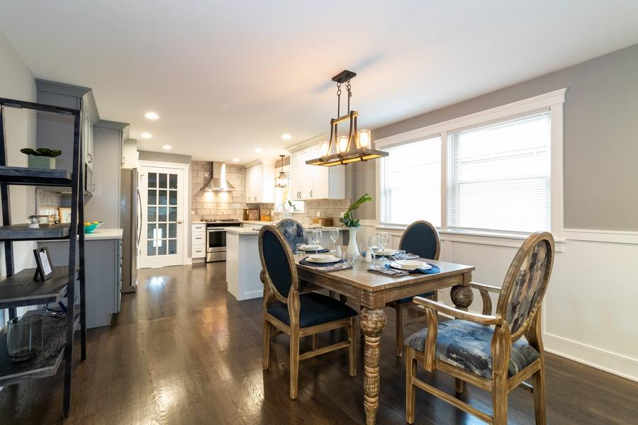 Real Estate Photography - 5229 South Natchez Ave, Chicago, IL, 60638 - Kitchen