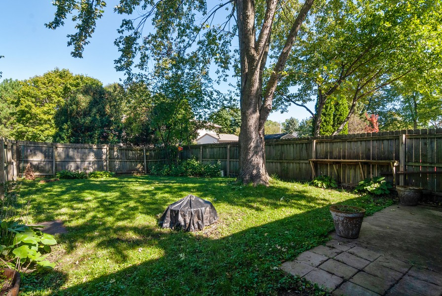 Real Estate Photography - 513 Walnut St, Batavia, IL, 60510 - Back Yard