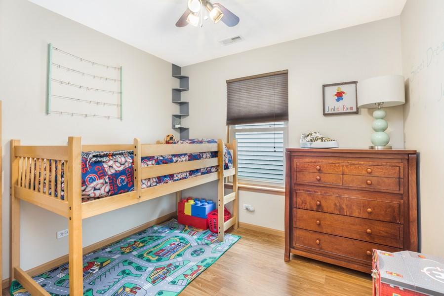 Real Estate Photography - 2506 Grayhawk Dr, Aurora, IL, 60503 - 3rd Bedroom