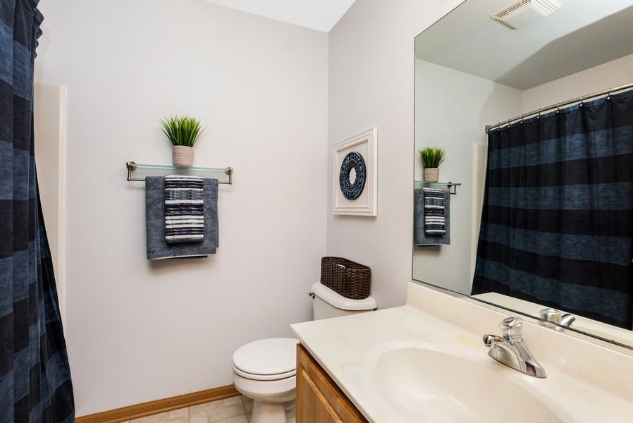 Real Estate Photography - 2506 Grayhawk Dr, Aurora, IL, 60503 - Bathroom