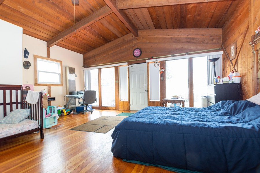 Real Estate Photography - 12846 Mozart St, Blue Island, IL, 60406 - Master Bedroom