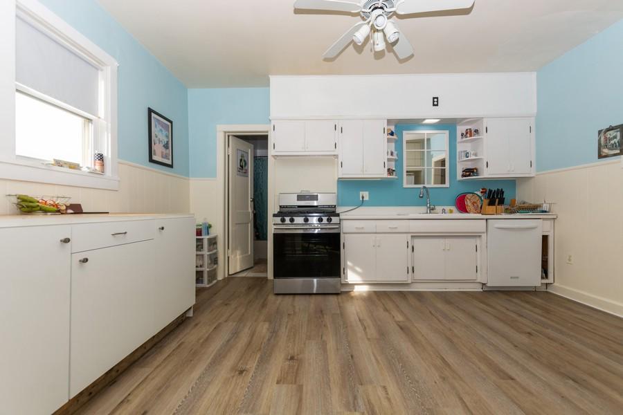 Real Estate Photography - 12846 Mozart St, Blue Island, IL, 60406 - Kitchen