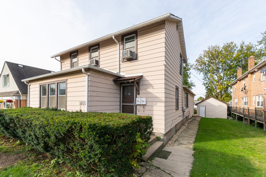 Real Estate Photography - 12846 Mozart St, Blue Island, IL, 60406 - Front View