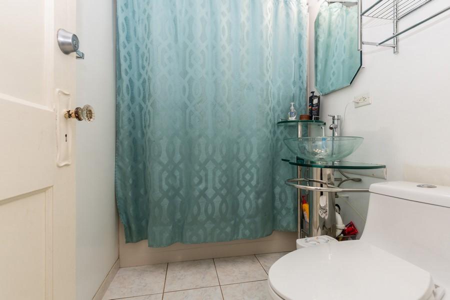 Real Estate Photography - 12846 Mozart St, Blue Island, IL, 60406 - Bathroom