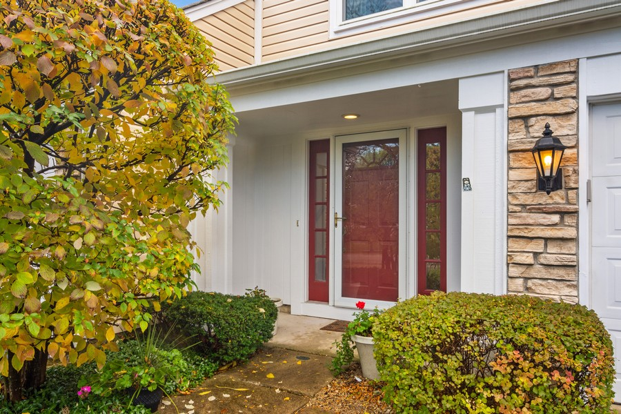 Real Estate Photography - 583 North Charter Hall Dr, Palatine, IL, 60067 - Front View