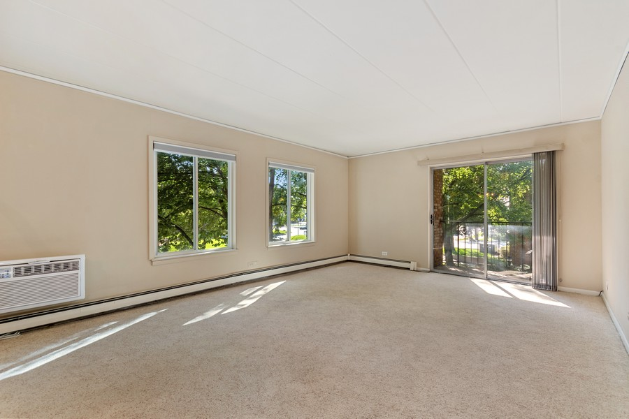 Real Estate Photography - 1041 North Mill St, 211, Naperville, IL, 60563 - Family Room