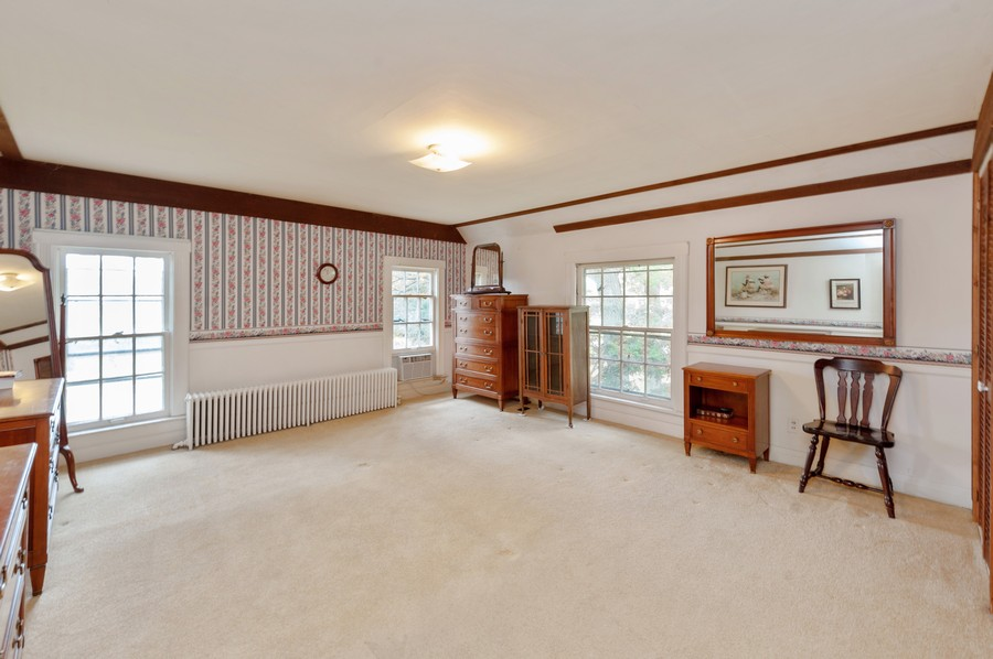 Real Estate Photography - 4703 Hill Rd, Richmond, IL, 60071 - Master Bedroom