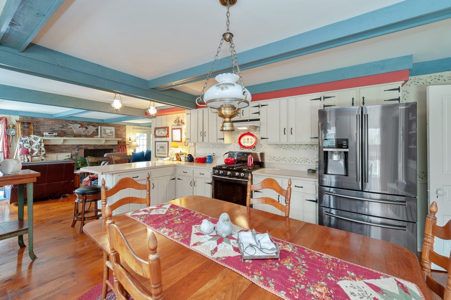 Real Estate Photography - 4703 Hill Rd, Richmond, IL, 60071 - Kitchen