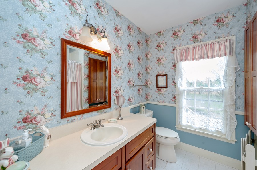 Real Estate Photography - 4703 Hill Rd, Richmond, IL, 60071 - Bathroom