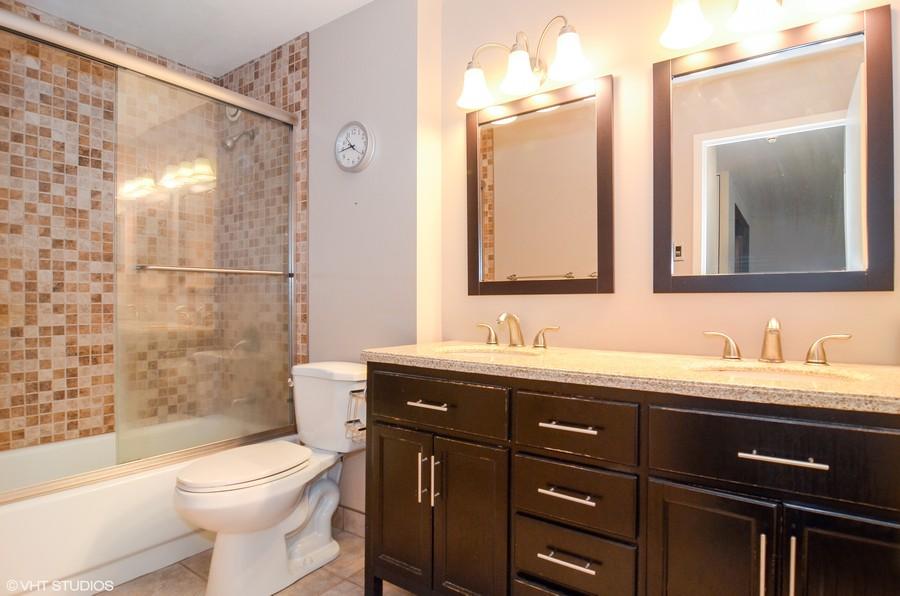 Real Estate Photography - 211 E Ohio St, Apt 809, Chicago, IL, 60611 - Bathroom
