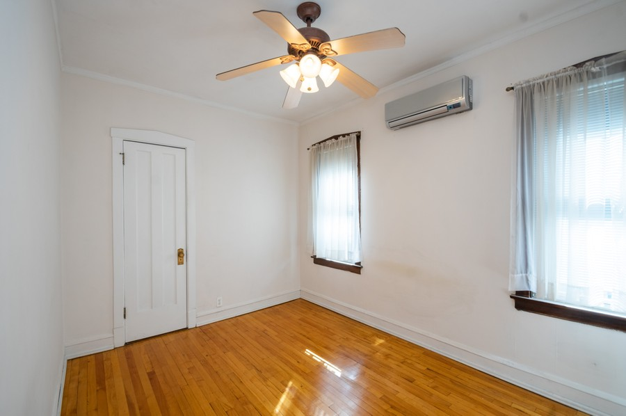Real Estate Photography - 4818 North Harding Ave, Chicago, IL, 60625 - 2nd Bedroom