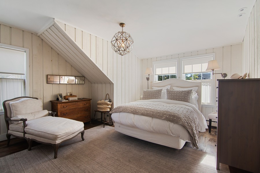 Real Estate Photography - 1514 Gregory Ave, Wilmette, IL, 60091 - Master Bedroom