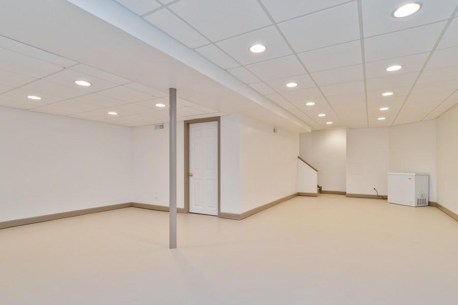 Real Estate Photography - 3357 Rosecroft, Naperville, IL, 60564 - Basement