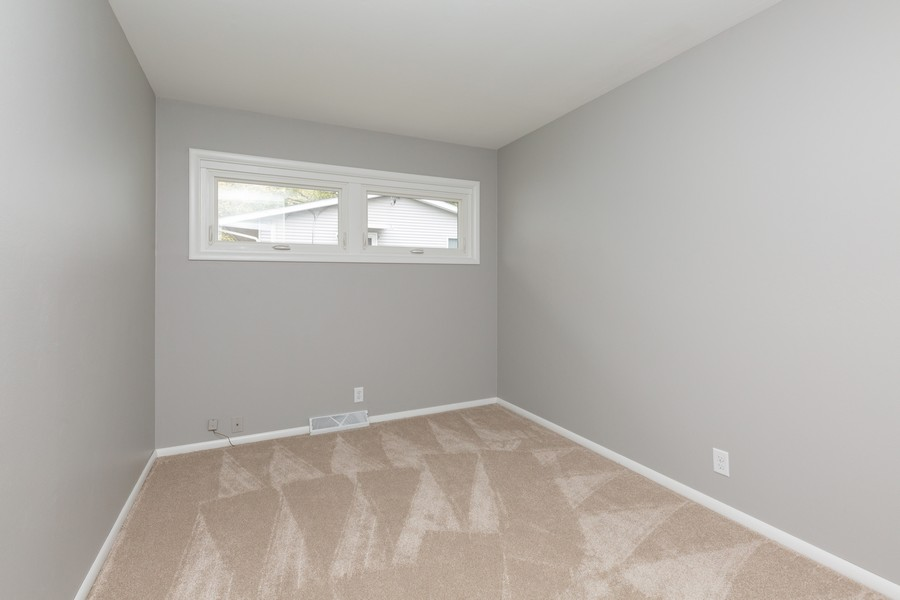 Real Estate Photography - 309 Knollwood Dr, Dekalb, IL, 60115 - 3rd Bedroom