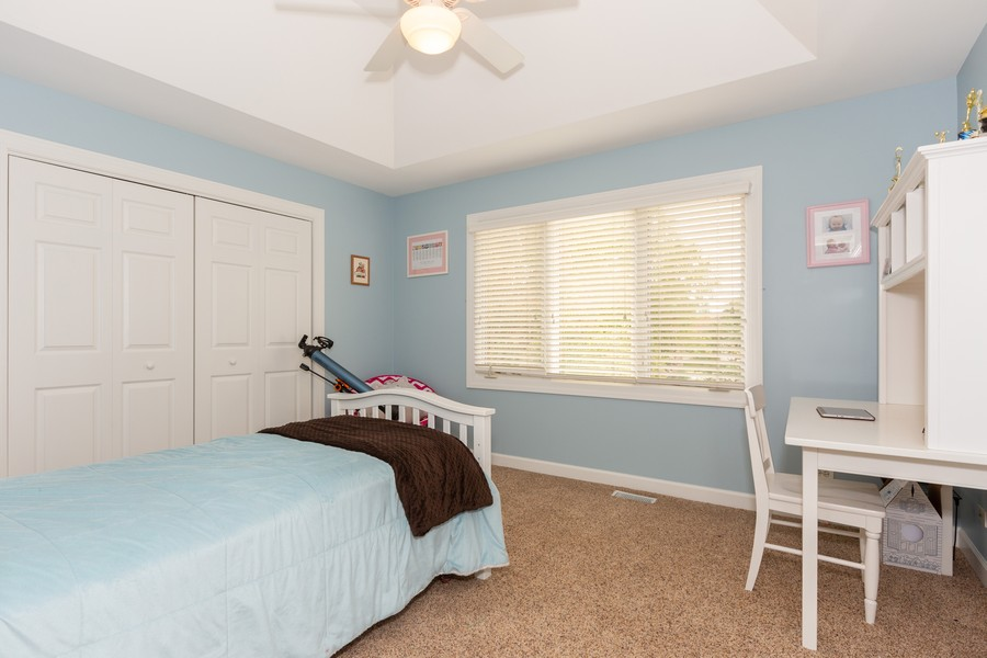 Real Estate Photography - 3443 Redwing Dr, Naperville, IL, 60564 - 3rd Bedroom