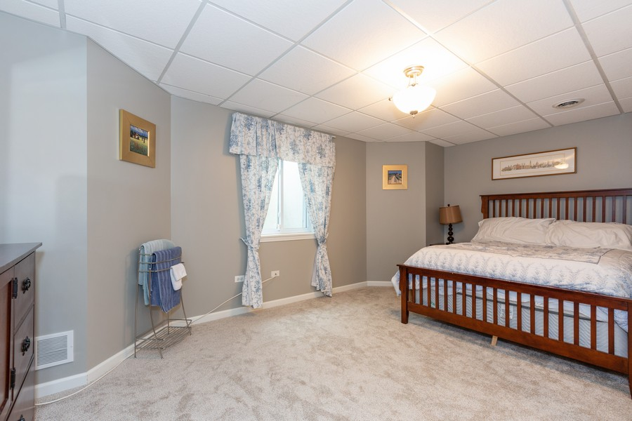Real Estate Photography - 3443 Redwing Dr, Naperville, IL, 60564 - 4th Bedroom