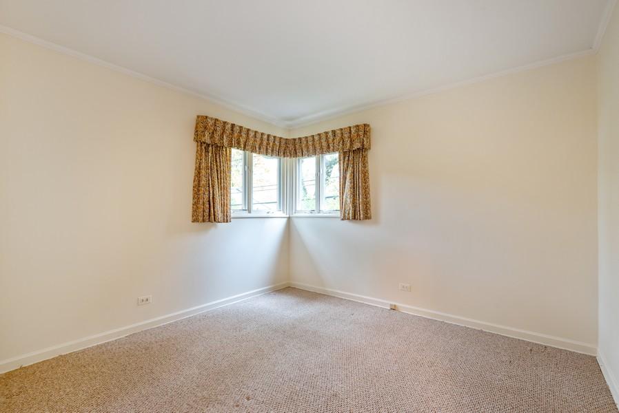 Real Estate Photography - 3515 Hillside Rd, Evanston, IL, 60201 - 2nd Bedroom