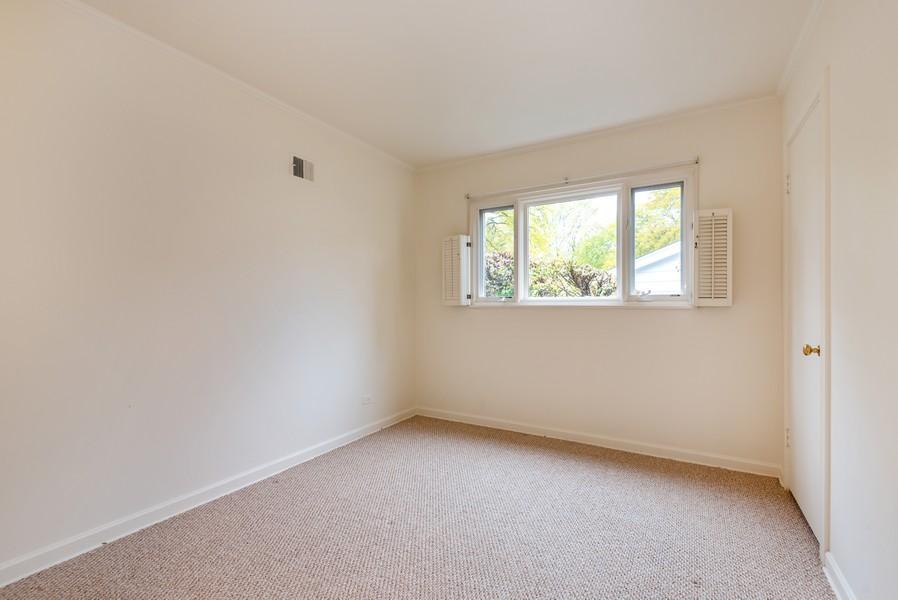 Real Estate Photography - 3515 Hillside Rd, Evanston, IL, 60201 - 3rd Bedroom