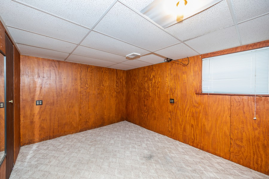 Real Estate Photography - 1905 Glenview Ave, Park Ridge, IL, 60068 - Lower Level