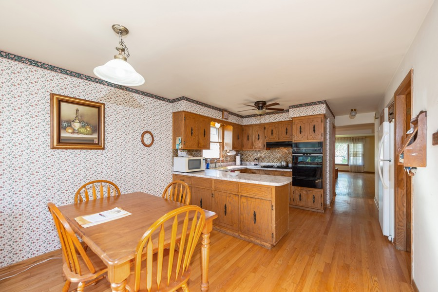 Real Estate Photography - 1905 Glenview Ave, Park Ridge, IL, 60068 - Kitchen / Breakfast Room
